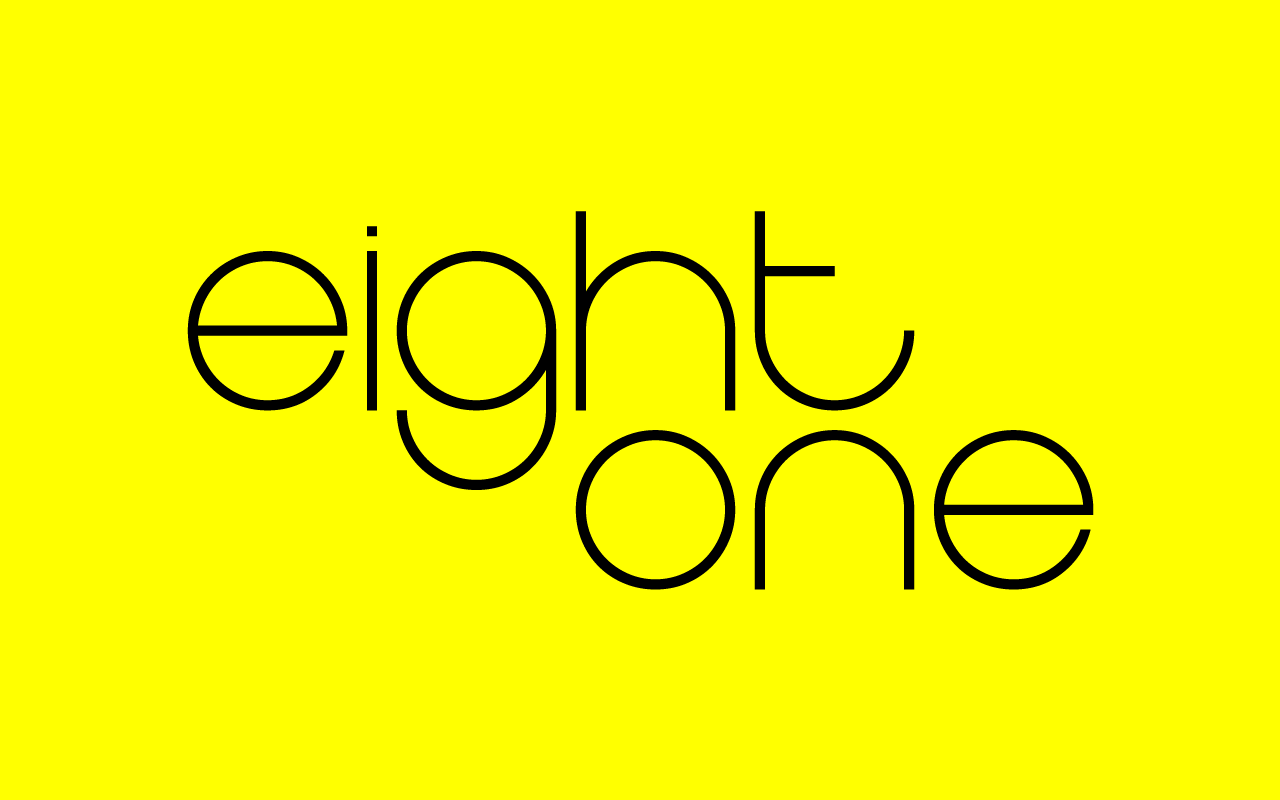 Eight One
